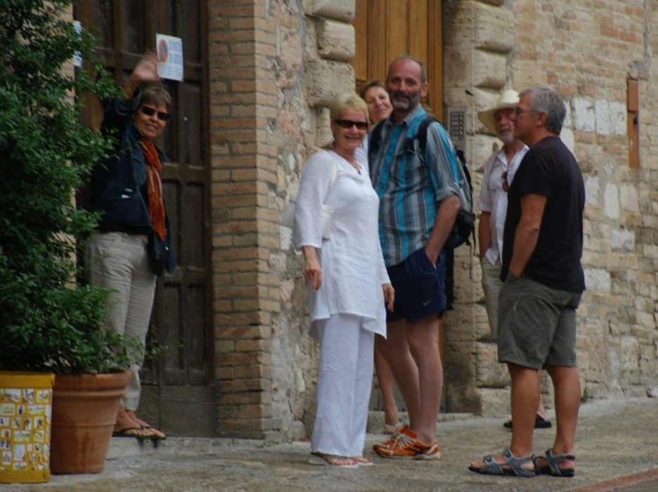 exploring Assisi