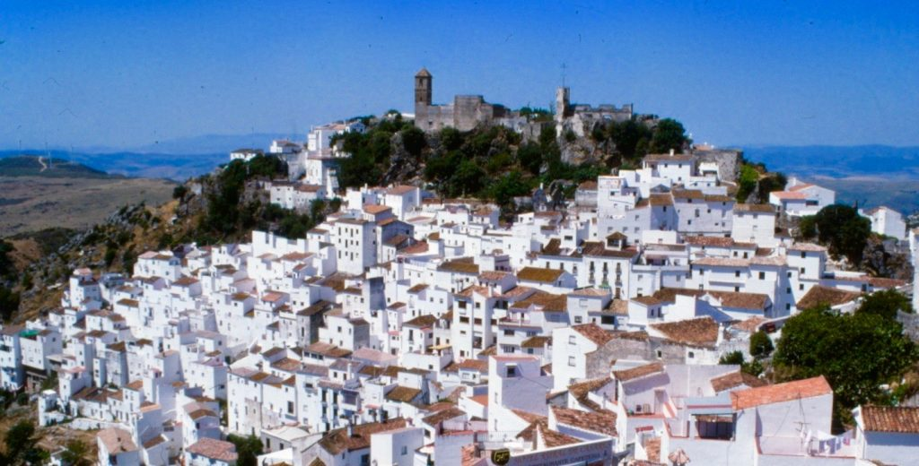 Andalusian hill town