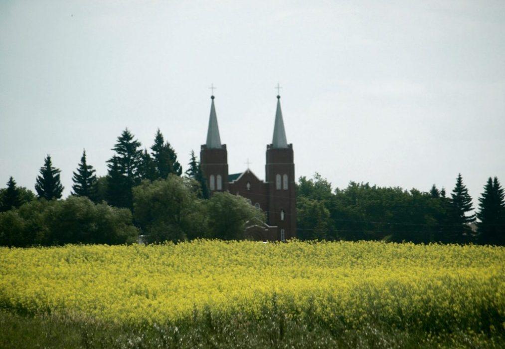 Saskatchewan spires