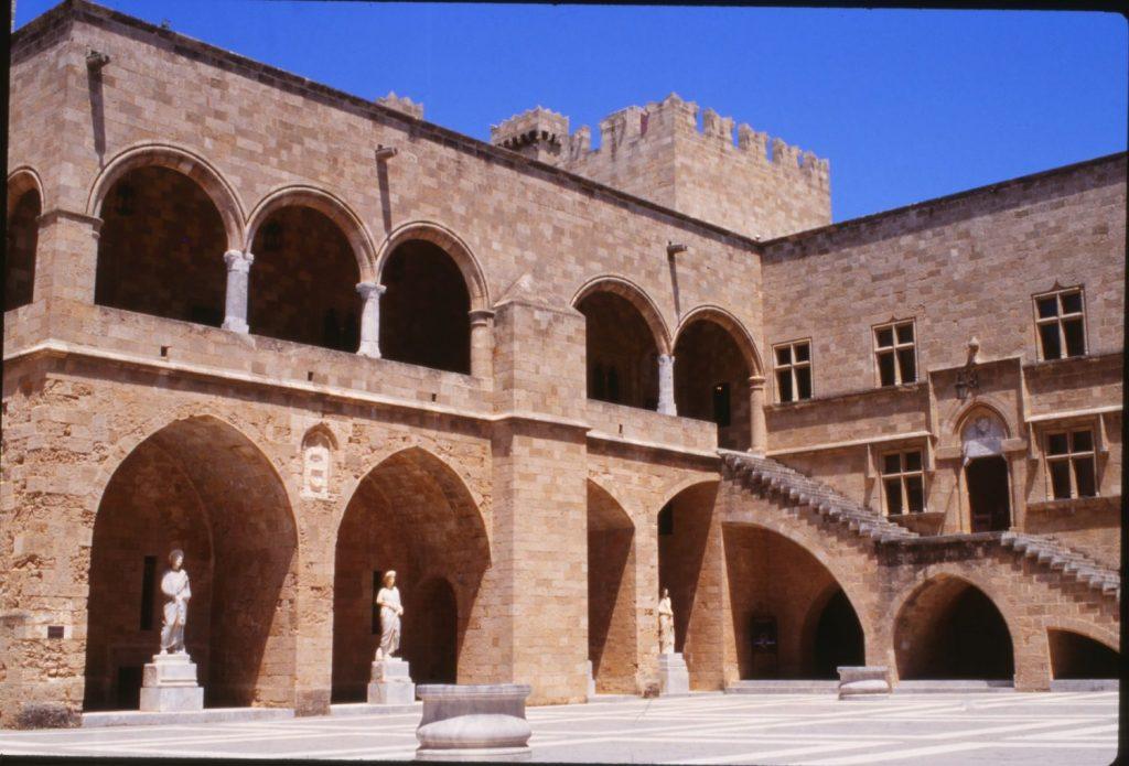 Crusade building