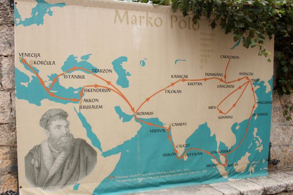Marko Polo's odyssey