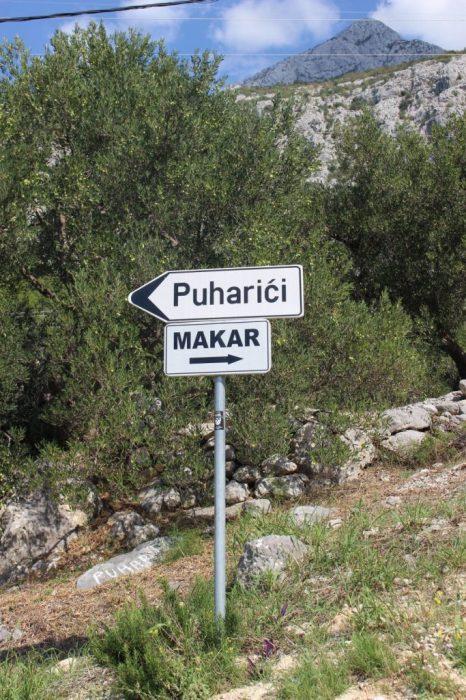 a detour