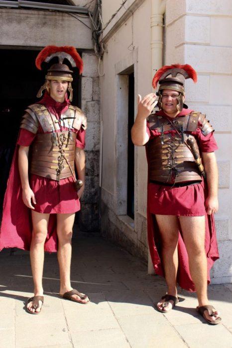 Roman dudes