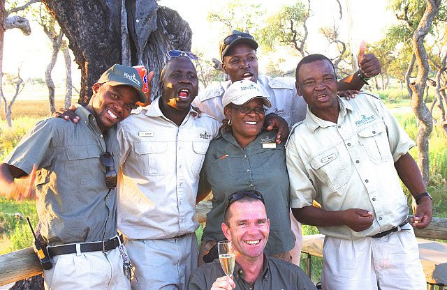 our guides and camp managers