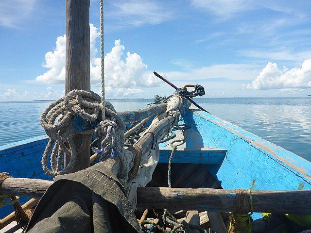 heading to Ibo Island