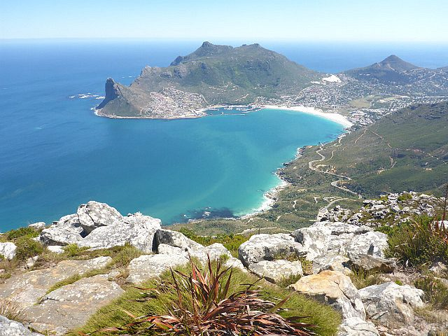 great views of the peninsula