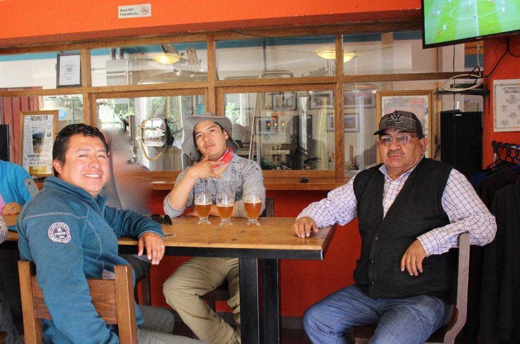 Johan, Abel & Cesar