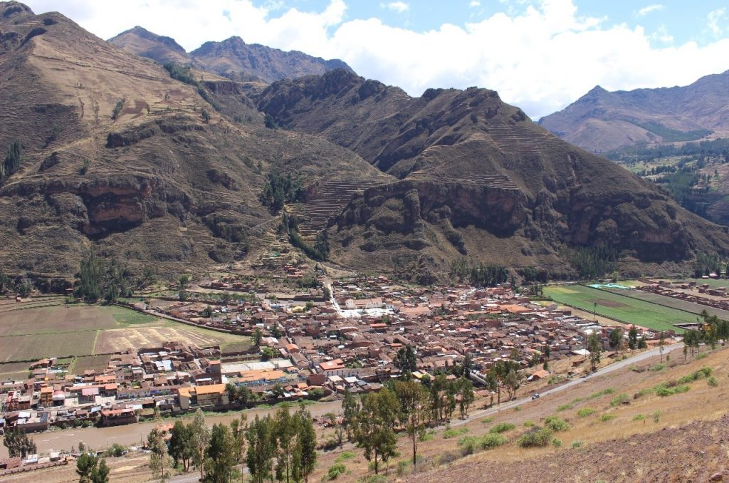 Pisaq town