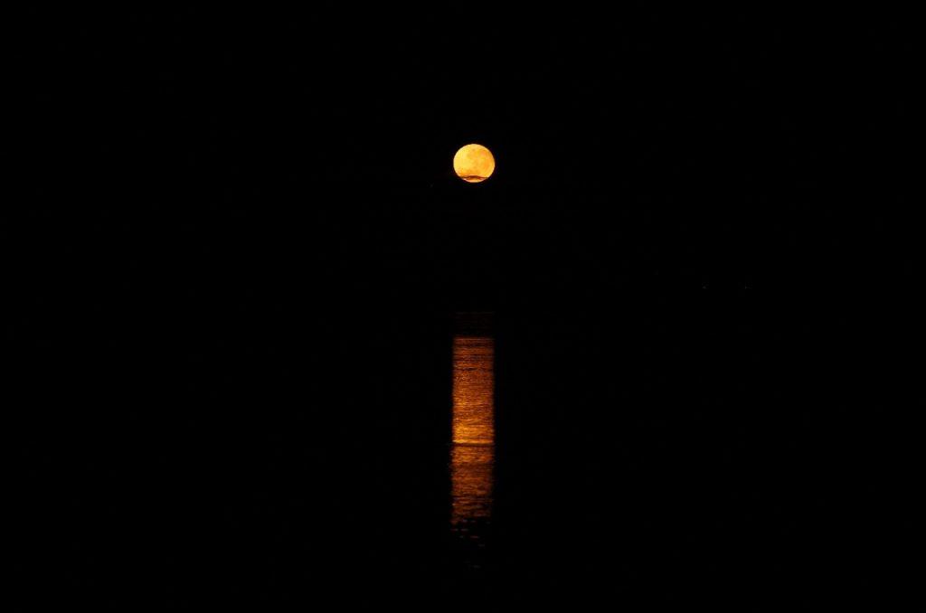 moon-set