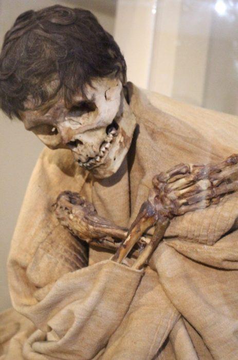 2,000 yr old mummy