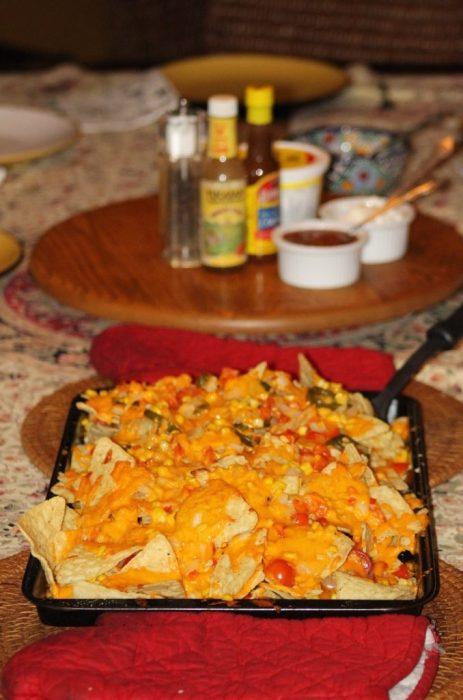 Kyle's nachos