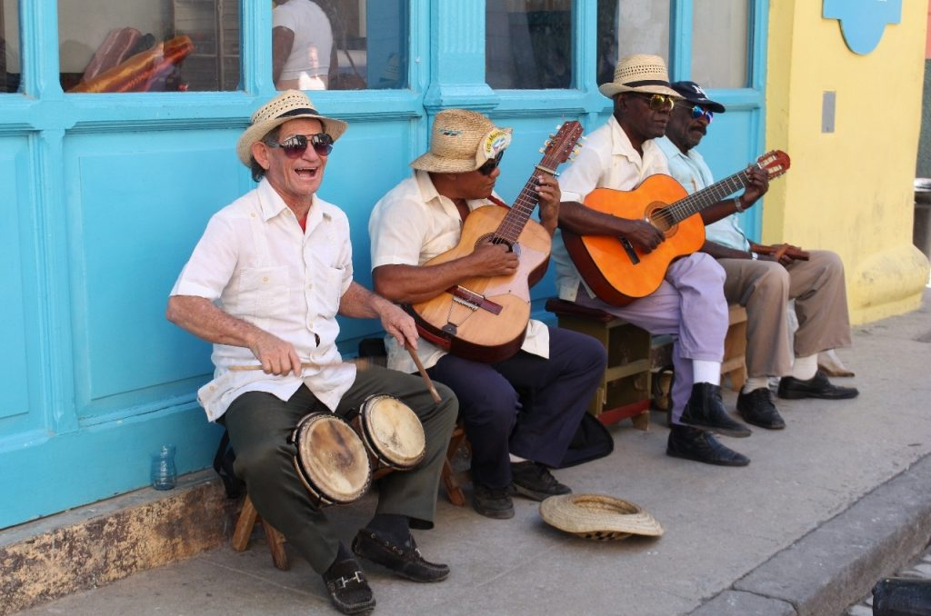 one of many musical groups