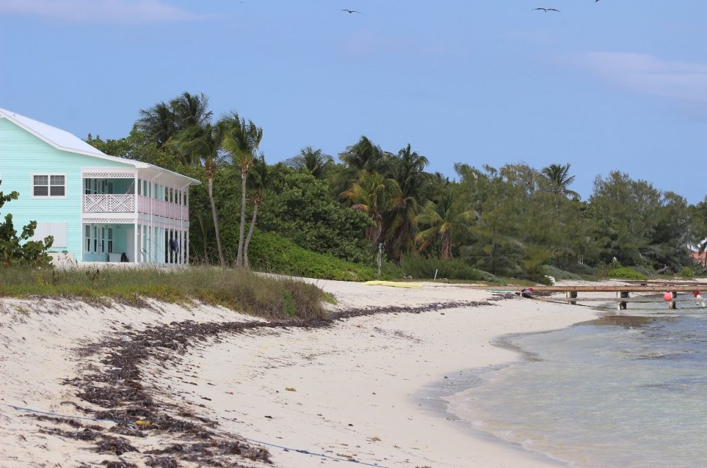 our rental condo on Little Cayman