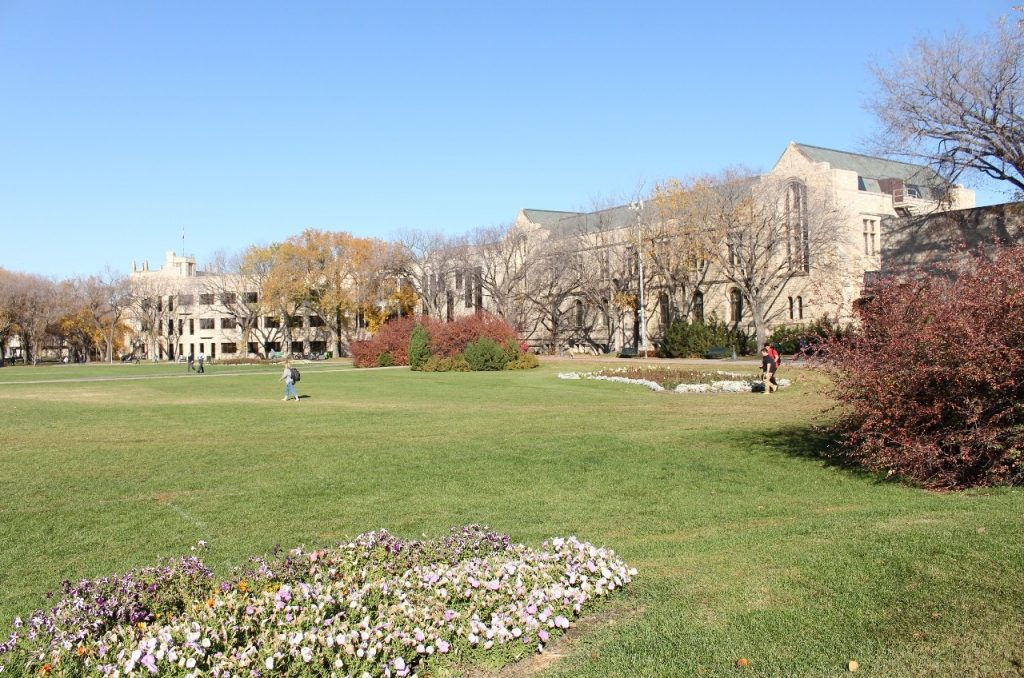 Craig's & my alma mater