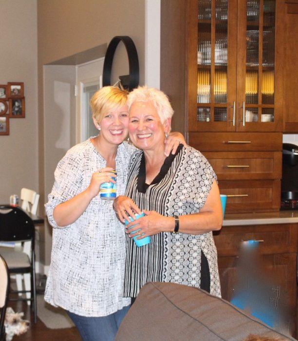 Erin &her Auntie Ann