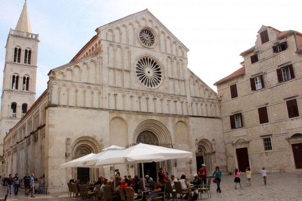 Zadar churches