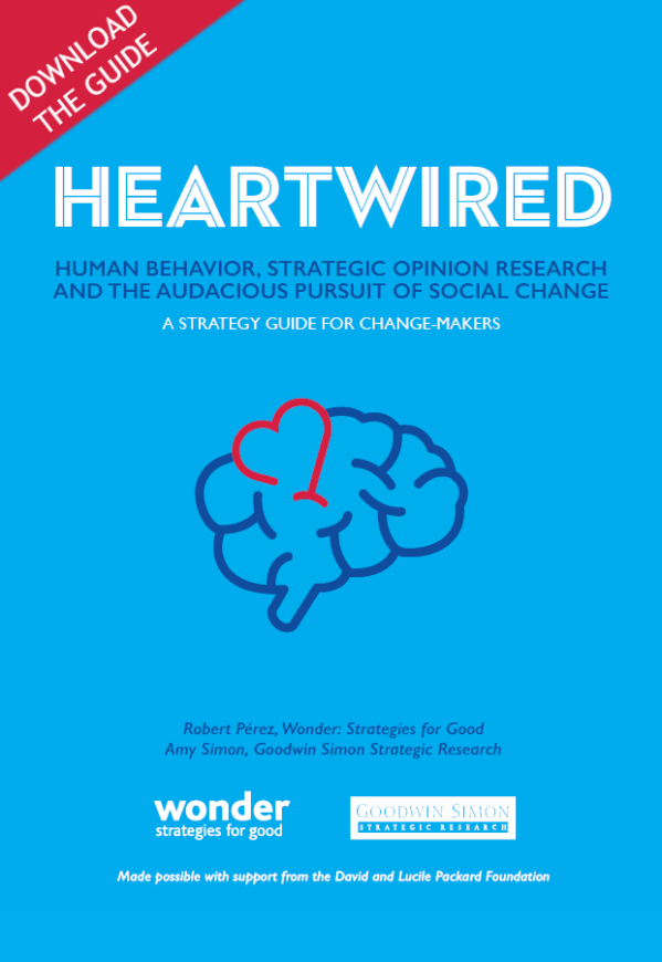 Heartwired: Human Behavior, Strategic Opinion Research and ...