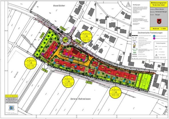Bauleitplan - Bebauungsplan
