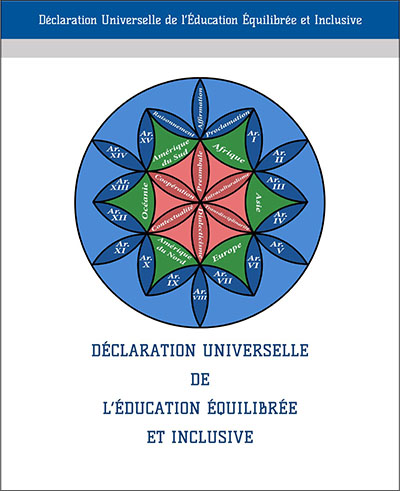 UDBIE Universal Declaration of Balanced and Inclusive Education