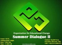 OEC Summer Dialogue II