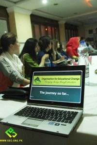 OEC Orientation ceremony Presentation