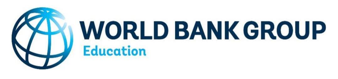World Bank Group Education logo