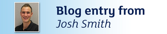Josh Smith blog entry
