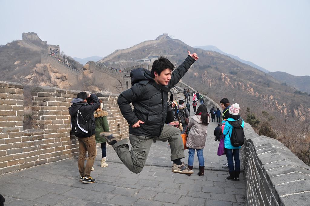 Badaling Great Wall - Beijing - China