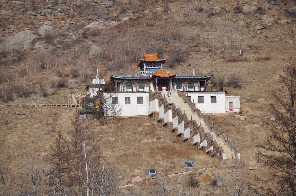 Buddhist Temple - Terelj National Park - Mongolia