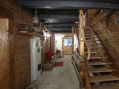 Alte Bauernhäuser in Sappada - ORF Kärnten - Fernsehen