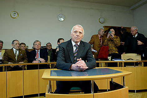 Ex-OGH-Präsident Johann Rzeszut