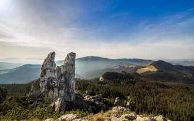 Sanfter Tourismus in Rumänien