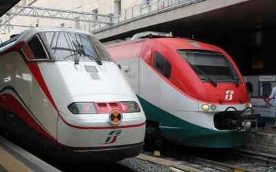 Mit Hochgeschwindigkeit durch Italien reisen
