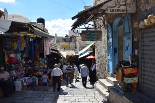 Jerusalem Straße