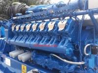 MWM TCG2020V16K GAS Generator.