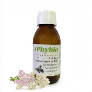 Achillea millefolium H.A.T.M. contre les troubles menstruels et digestifs