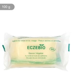 Eczebio savon végétal pour peaux sèches et sensibles