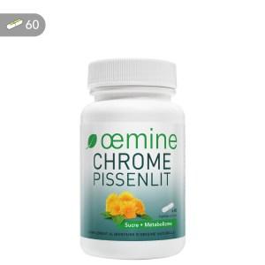 Oemine Chrome Pissenlit pour le maintien d'une glycémie normale