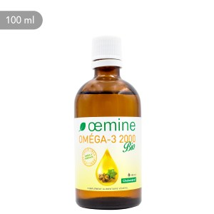 L'huile d'inca inchi contenue dans Oemine Oméga-3 2000 permet de maintenir une cholestérolémie normale et prévient les maladies cardiovasculaires