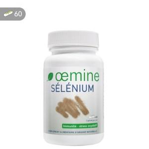 Oemine Sélénium pour lutter contre le stress oxydatif