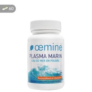 Oemine Plasma Marin, eau de mer en poudre qui permet de réduire la fatigue