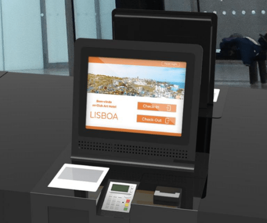 Self-service technology easily responds to guests' individual needs
