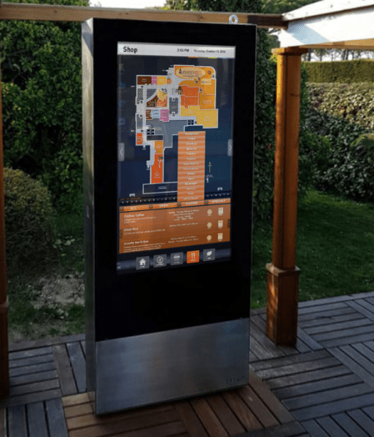 ZYTEC Digital Billboard for Campsite in Jesolo, Italy