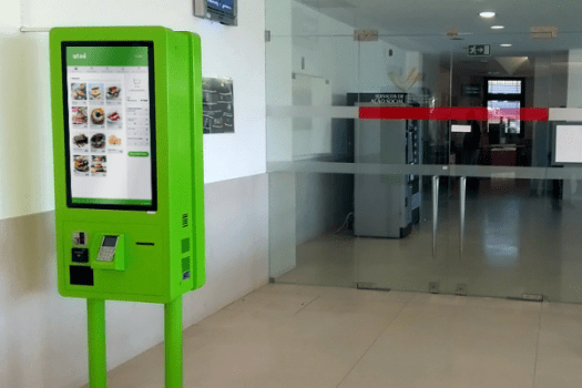 Self-Service Kiosks for UTAD