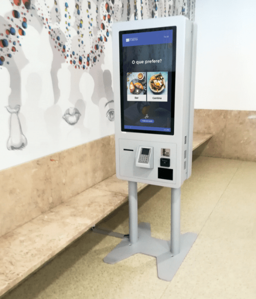 Self-Service Kiosks for University of Porto