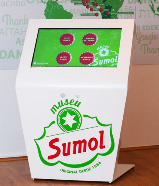 The Sumol Interactive Museum
