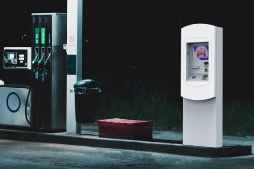 NOMYU STPUMP: O quiosque self-service perfeito para pagamentos em bombas de gasolina e estações de serviço