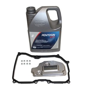 Pentosin 1058206-KIT-2 Automatic Transmission Fluid Service Kit, 5 l, 1 Pack