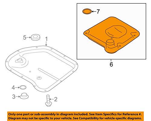SUBARU OEM XV Crosstrek Transaxle Parts-Filter 31728AA180