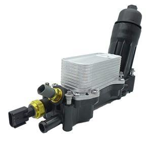 Engine Oil Filter Adapter Housing For Jeep Dodge Chrysler Ram 3.6 V6 68105583AF FOR 2014-2017